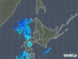 2018年05月23日の北海道地方の雨雲の動き