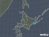 2018年05月26日の北海道地方の雨雲の動き