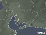 2018年05月26日の愛知県の雨雲レーダー