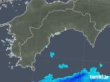 2018年05月26日の高知県の雨雲の動き