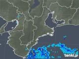 2018年05月27日の三重県の雨雲の動き