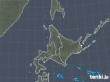 2018年05月28日の北海道地方の雨雲の動き