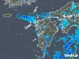 2018年05月28日の九州地方の雨雲の動き