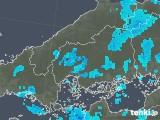 2018年05月28日の広島県の雨雲の動き