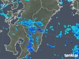2018年05月28日の宮崎県の雨雲の動き