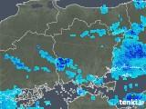 2018年05月29日の岡山県の雨雲の動き