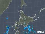 2018年05月30日の北海道地方の雨雲の動き