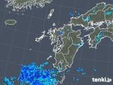 2018年05月30日の九州地方の雨雲の動き
