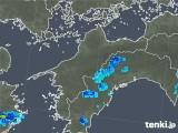 2018年05月30日の愛媛県の雨雲の動き