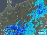 2018年05月31日の長野県の雨雲の動き