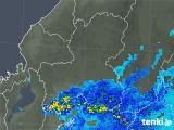 2018年05月31日の岐阜県の雨雲の動き