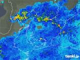 2018年05月31日の愛知県の雨雲レーダー