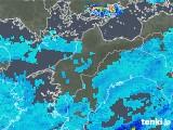 2018年05月31日の愛媛県の雨雲の動き