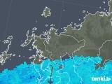 2018年05月31日の佐賀県の雨雲の動き