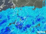 2018年05月31日の熊本県の雨雲の動き