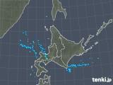 2018年06月02日の北海道地方の雨雲の動き