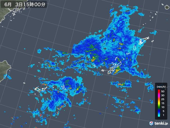 沖縄 天気 レーダー