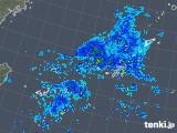 2018年06月03日の沖縄地方の雨雲レーダー