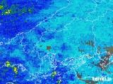 2018年06月05日の広島県の雨雲の動き