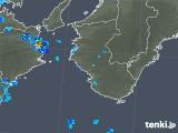 2018年06月08日の和歌山県の雨雲の動き