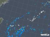 2018年06月09日の沖縄地方の雨雲レーダー
