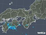 2018年06月09日の近畿地方の雨雲レーダー