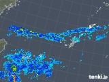 2018年06月13日の沖縄地方の雨雲レーダー