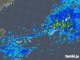 2018年06月14日の沖縄地方の雨雲レーダー