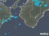 2018年06月15日の和歌山県の雨雲の動き