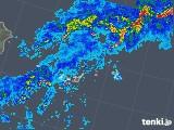 2018年06月15日の沖縄県(宮古・石垣・与那国)の雨雲の動き