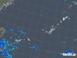 2018年06月17日の沖縄地方の雨雲レーダー