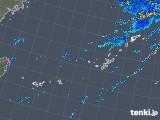 2018年06月22日の沖縄地方の雨雲レーダー