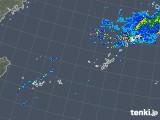 2018年06月24日の沖縄地方の雨雲レーダー
