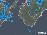 2018年06月30日の和歌山県の雨雲の動き