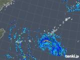 2018年07月01日の沖縄地方の雨雲レーダー