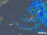 2018年07月02日の沖縄地方の雨雲レーダー
