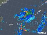2018年07月03日の沖縄地方の雨雲レーダー