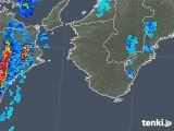 2018年07月03日の和歌山県の雨雲レーダー