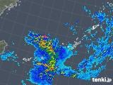 2018年07月04日の沖縄地方の雨雲レーダー