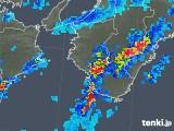 2018年07月04日の和歌山県の雨雲レーダー