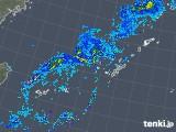 2018年07月06日の沖縄地方の雨雲レーダー