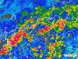 2018年07月06日の福岡県の雨雲の動き