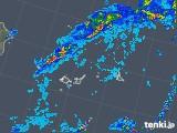 2018年07月06日の沖縄県(宮古・石垣・与那国)の雨雲レーダー