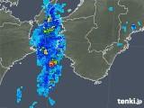 2018年07月08日の和歌山県の雨雲レーダー