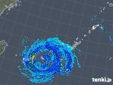 2018年07月10日の沖縄地方の雨雲レーダー