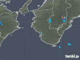 2018年07月16日の和歌山県の雨雲レーダー