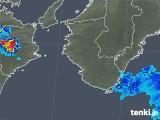 2018年07月22日の和歌山県の雨雲レーダー