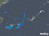 2018年07月23日の沖縄地方の雨雲レーダー