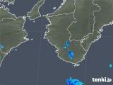 2018年07月23日の和歌山県の雨雲レーダー