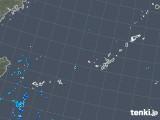 2018年07月24日の沖縄地方の雨雲レーダー